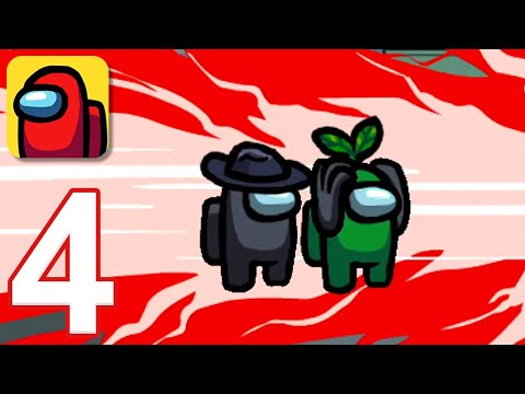 Among Us - Gameplay Walkthrough Part 4 - Crewmate (iOS, Android)