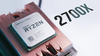 R7 2700X - AMD GOES BIG! Gaming, Rendering & Encoding
