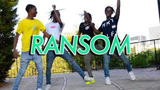 Lil Tecca - Ransom (OFFICIAL NRG VIDEO)