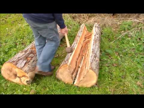 How to Make Bow Stave's