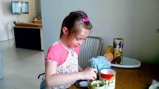 Учим белорусский язык урок 3  - чай для Софии