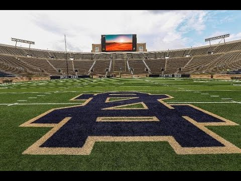 Take a video tour of renovated Notre Dame Stadium