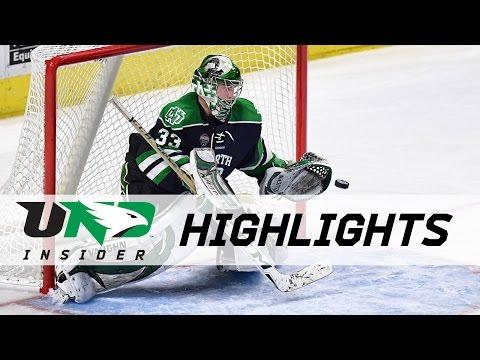 UND hockey - Highlights vs Minnesota Duluth - 3/18/17 - NCHC Championship