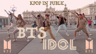 [KPOP IN PUBLIC CHALLENGE] BTS (방탄소년단) - IDOL     Dance cover by PONYSQUAD    #BTS #IDOL #NICKIMINAJ
