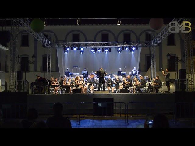 Danzón nº2 Arturo Márquez. Concierto de Feria 2015