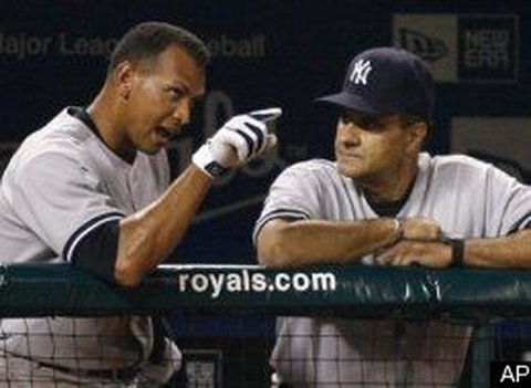 Joe Torre's New Book Bashes A-Rod
