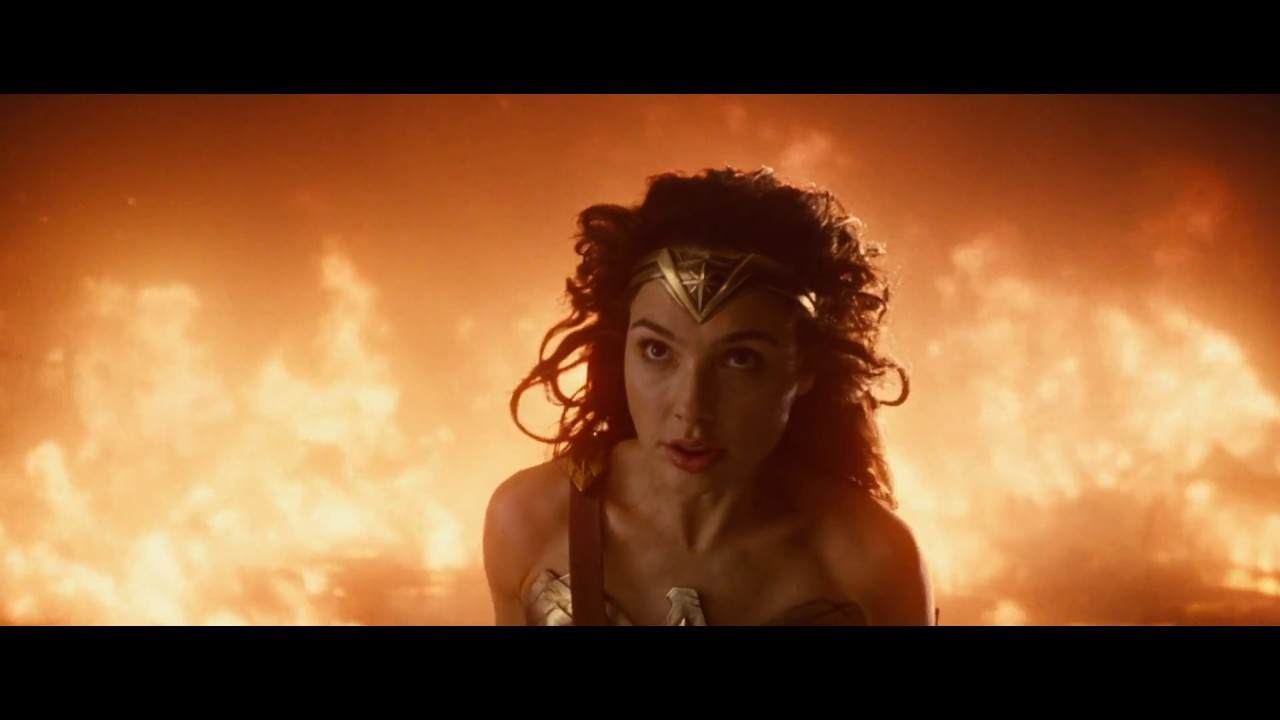 Steve Trevor Death - Diana True Power Wonder Woman - Youtube-8350