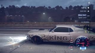 Fastest car in need for speed 2015