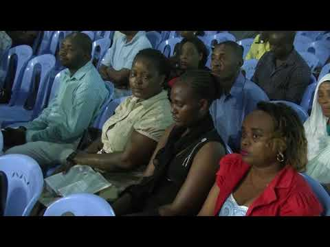 Jesus Celebration Centre Buxton, Mombasa 2017 - Living by the spoken Word by Bishop Wilfred Lai