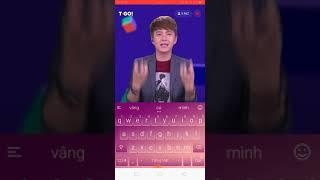 T-GO App game show trực tuyến nhập mã NHANTHUONG để nhận tiền 100k và khọt chơi
