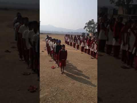 Rastragan by students of M.S.Muru.