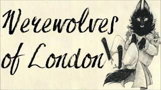 Werewolves of london - warren zevon ...