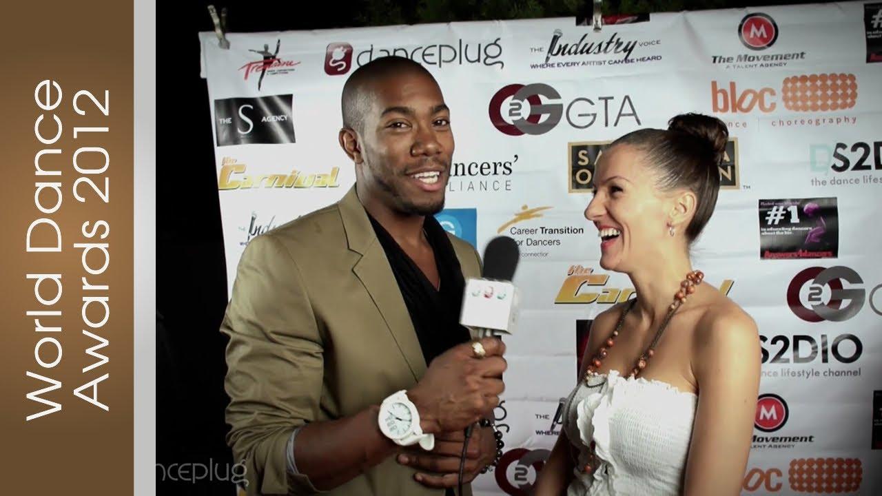 Menina Fortunato - World Dance Awards 2012