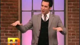 "Justin ""Kredible"" Willman performs the Vanishing Bandana on 'The Rachael Ray Show'"