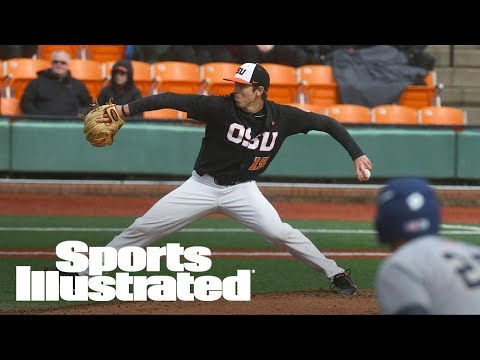 MLB Draft Pick Oregon State Pitcher Charged With Child Molestation | SI Wire | Sports Illustrated
