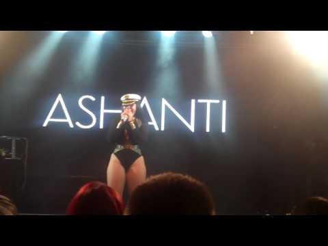 Ashanti - Always On Time & Foolish (This Is Me Tour, Nottingham, 08/03/2017)