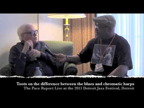 "The Pace Report: ""Toots!"" The Toots Thielemans Interview Part One wsg Kenny Werner"