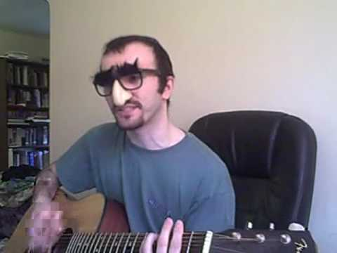MicrowaveWalrus - David Eppstein is a Bad Jew