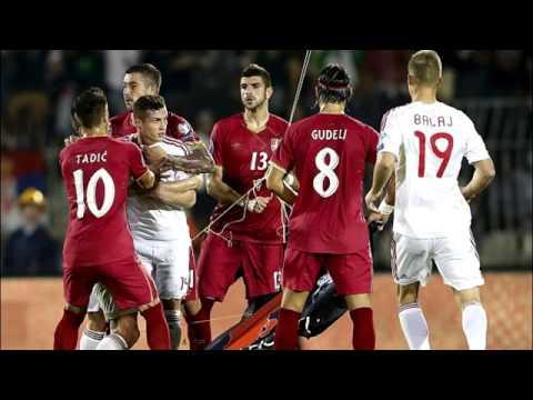 ALBANIA vs serbia