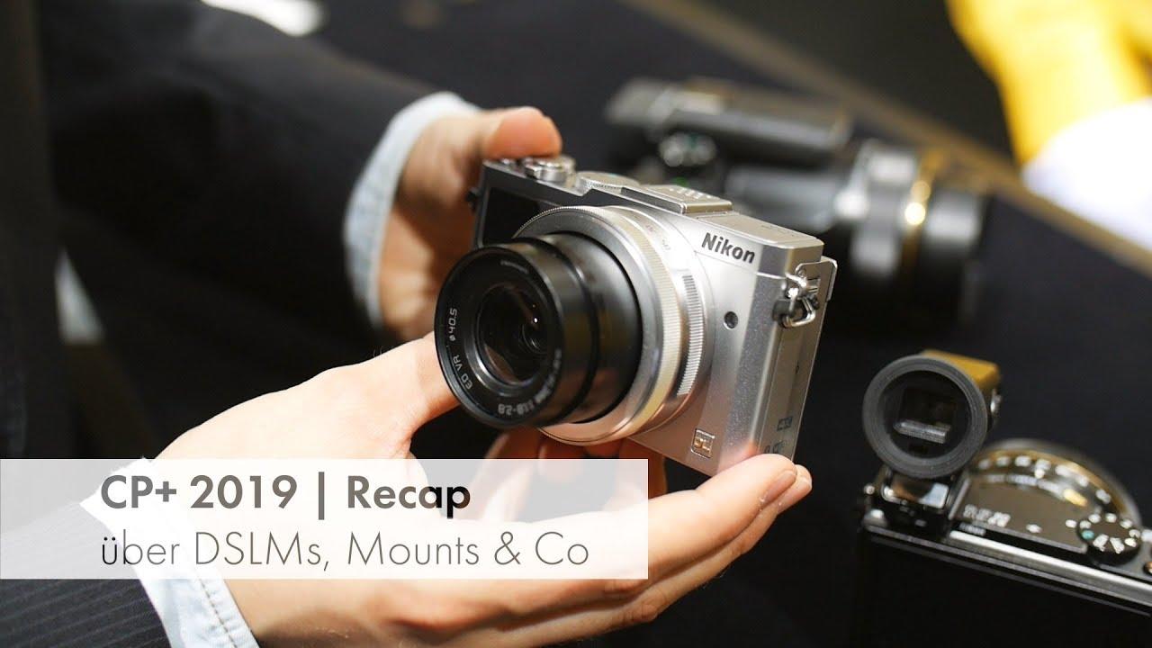 Download CP+ 2019 | Interviews zum Thema E-Mount, Vollformat-DSLMs & Co.