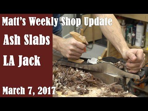 Matt's Weekly Shop Update - Mar 7 2017
