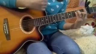 Газманов Танцуй пока молодой Cover под гитару