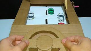 como fazer um jogo de carro em casa