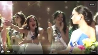 Miss Bulgaria Reacts To