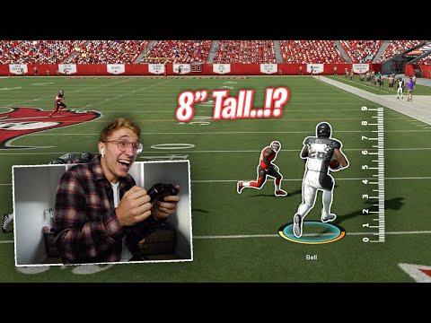 So EA Made My Players 8 Feet Tall...