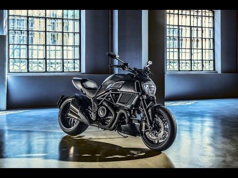 2016 Model Year Ducati Diavel Carbon