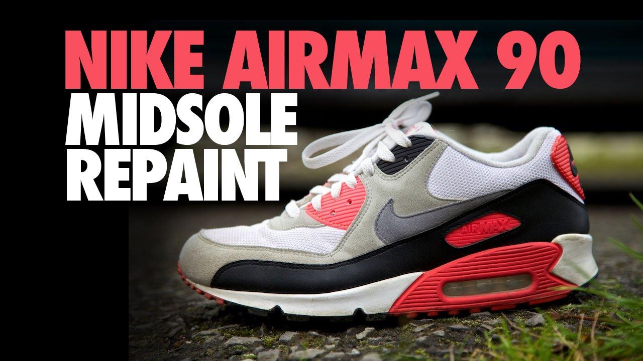 Nike Air Max Semelle Intermédiaire 90