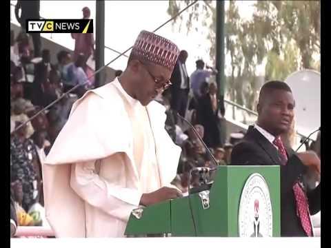 I Belong To Everybody And I Belong To Nobody - Muhammadu Buhari's Inaugural Speech