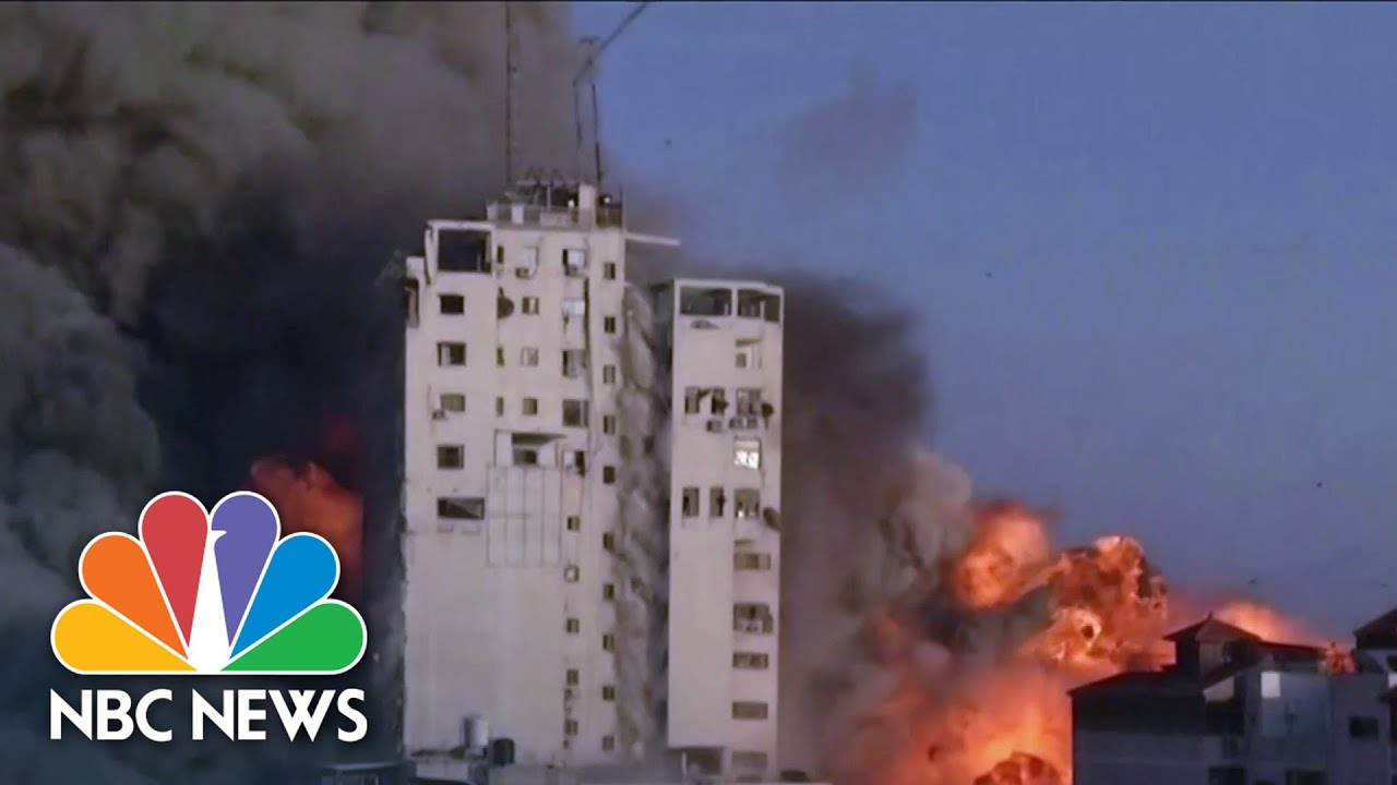 'It's Against All Of Us': Israel-Hamas Violence, As Seen From The ...