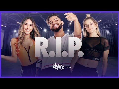 RIP  - Sofia Reyes ft Anitta e Rita Ora  FitDance Life Coreografía