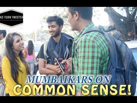 Mumbaikars On Common Sense | AS Turn Twister | ATT