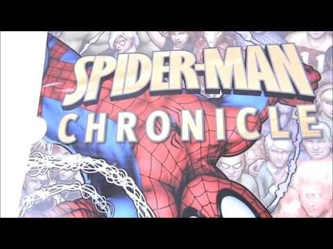 Spider-Man Chronicle (A Year by Year Visual History) - Hardcover Book Review