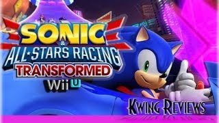 Sonic & All-Stars Racing Transformed Review Wii U (HD)