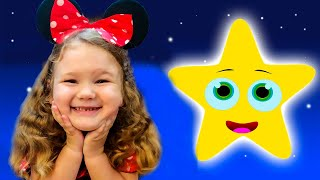 Twinkle Twinkle Little Star | Nursery Rhymes & Kids Song by Kids Liza