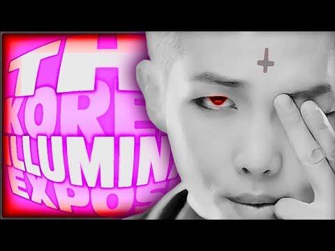 JIMIN'S GROWING BTS ARMY **K-POP'S ILLUMINATI AGENDA** MOMOLAND & RED VELVET INVOLVED