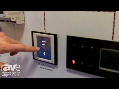 ISE 2017: iNELS Exhibits Hospitality Solutions with Control Panels and Interfaces