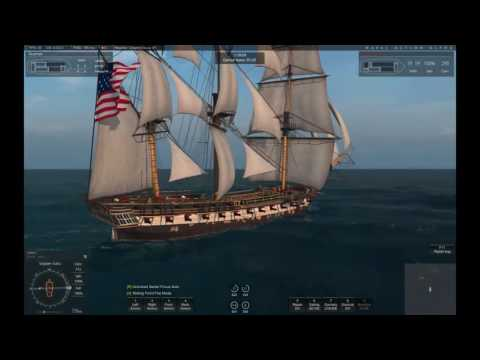 Naval Action Admiralty Order: Essex vs Frigate