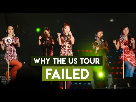JYP Gambles On Wonder Girls' US Tour In 2009: The Most Important Moments In K Pop History