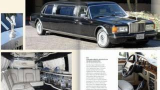 بالفيديو والصور.. أشهر سيارات نجم البوب العالمي مايكل جاكسون
