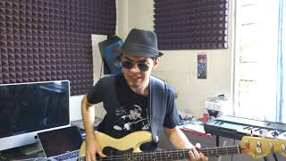 City Of Destruction (Bass Cover) - The Neal Morse Band