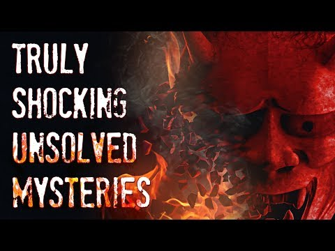 5 Creepy Unsolved Mysteries that Desperately Need Answers
