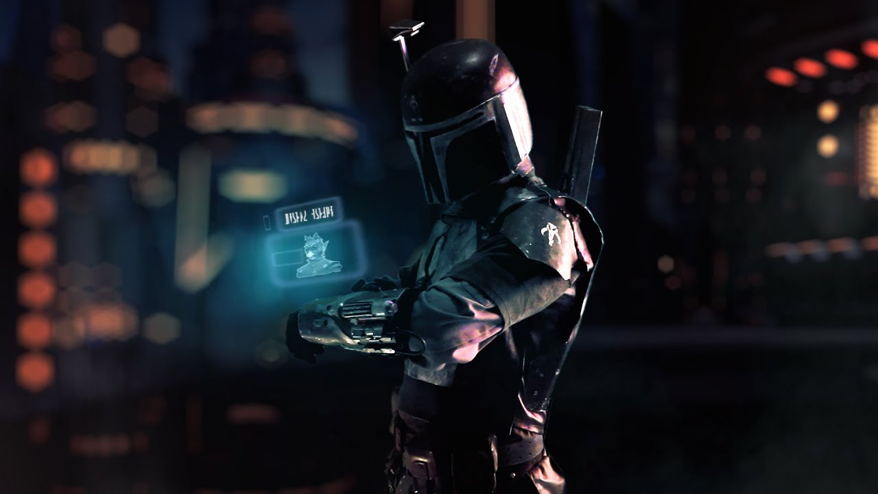 Star Wars Bounty Hunter Fx Short Film Youtube