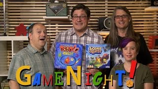 Doodle Quest & Loony Quest - GameNight! Se3 Ep14