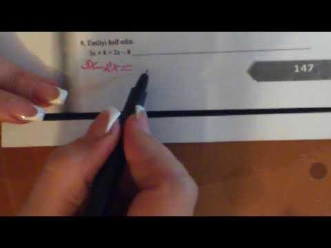 Ksq4 Riyaziyyat 6 Sinif Kicik Summativ 4 Kurikulum Derslik Youtube