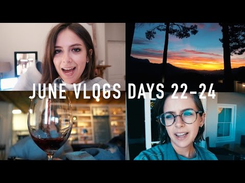 JUNE VLOGS DAYS 22-24: Franschhoek and the Winelands | sunbeamsjess