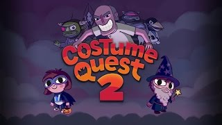 Costume Quest 2 - Xbox One Launch Trailer [EN]